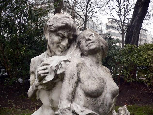 Le Premier frisson par René Baucour (1921)